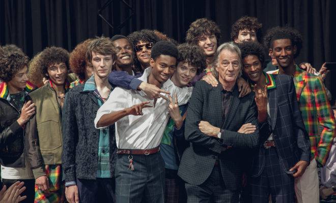 e0bc1fa28ea PAUL SMITH MEN S FASHION SPRING SUMMER 2017 PARIS FASHION WEEK ...
